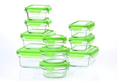 Snapware Tempered Glasslock Storage Containers (10 Pack)