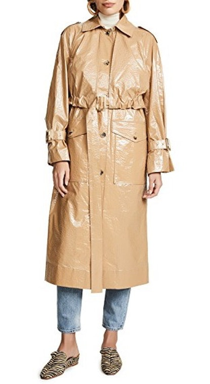 Wren Trench Coat