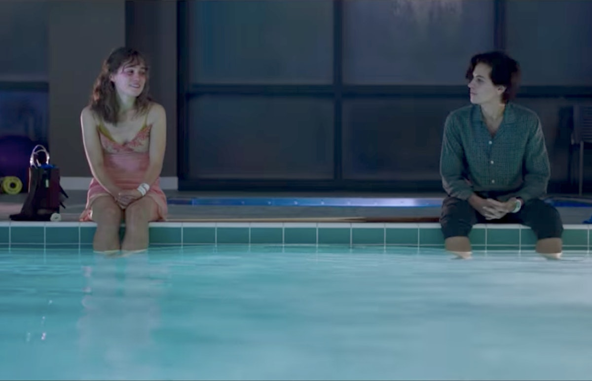 Why Cystic Fibrosis Patients Need To Stay 6 Feet Apart, As 'Five Feet Apart' Shows