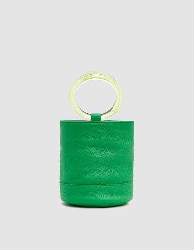 Bonsai 20cm Bag in Neon Green