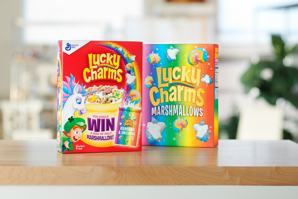 Here's How To Play Lucky Charms' Marshmallow Only Promotion For A Magical Treat