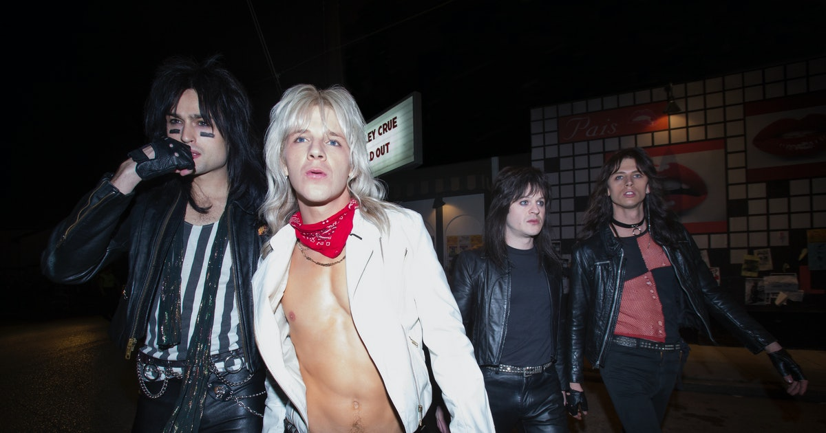 Is 'The Dirt' Based On A True Story? The Mötley Crüe Film Is *Almost* Too Wild To Believe