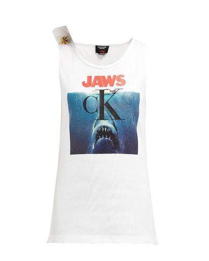 Jaws-Print Top