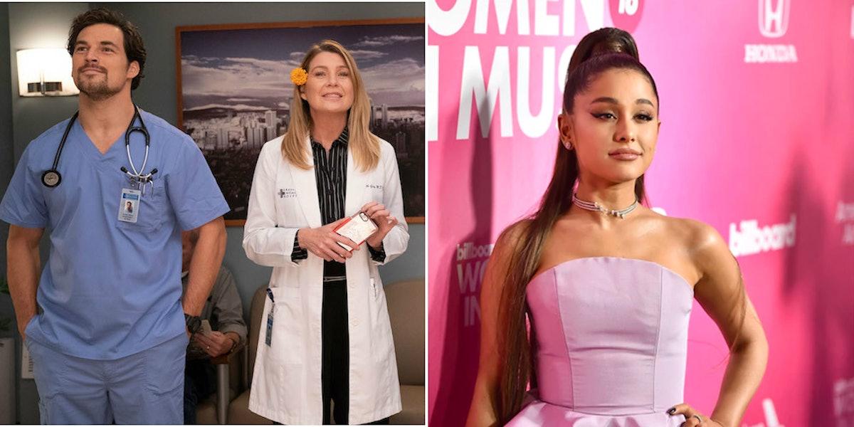 Giacomo Gianniotti Explains That 'Grey's Anatomy' Ariana Grande Video – EXCLUSIVE