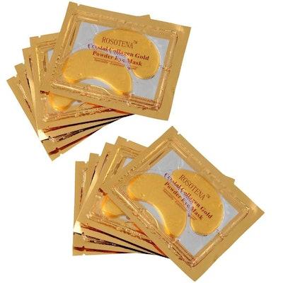 Joyeux 24K Gold Collagen Eye Treatment Masks