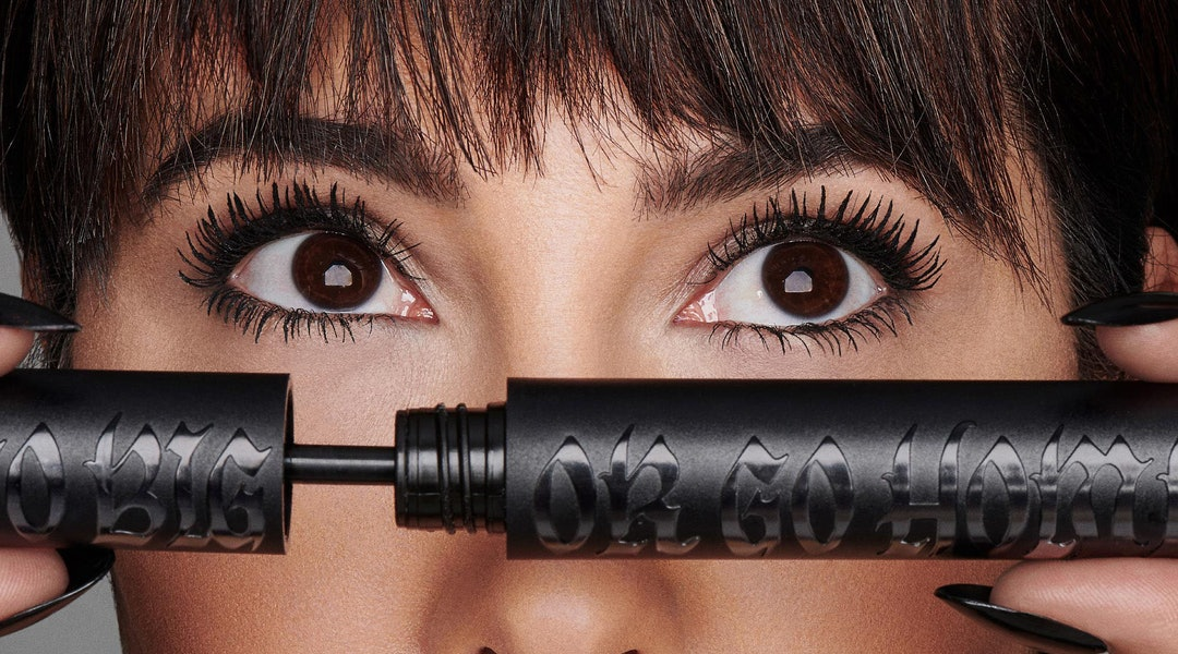 a8bc21b0f13 Kat Von D's Go Big Or Go Home Mascara Launches April 19 — And It's Made  From Plants