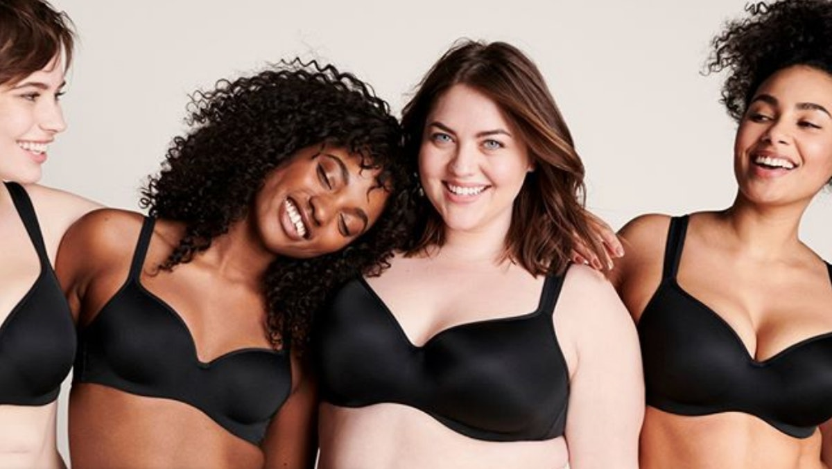 Lane Bryant's Cacique Intimates Is Expanding Down To Straight Sizes & Will Now Carry 86 Sizes