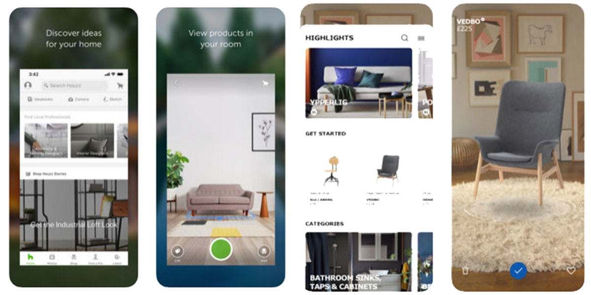 12 Home Design Apps To Help You With Redecorating Your Space Easily