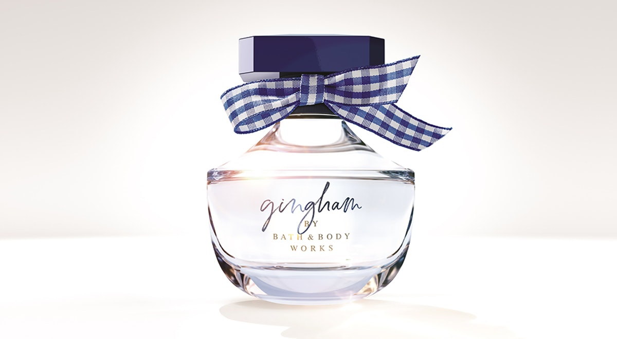 Bath & Body Works' New Gingham Fragrance Is A Spring Dream, & You Can Be The First To Smell It