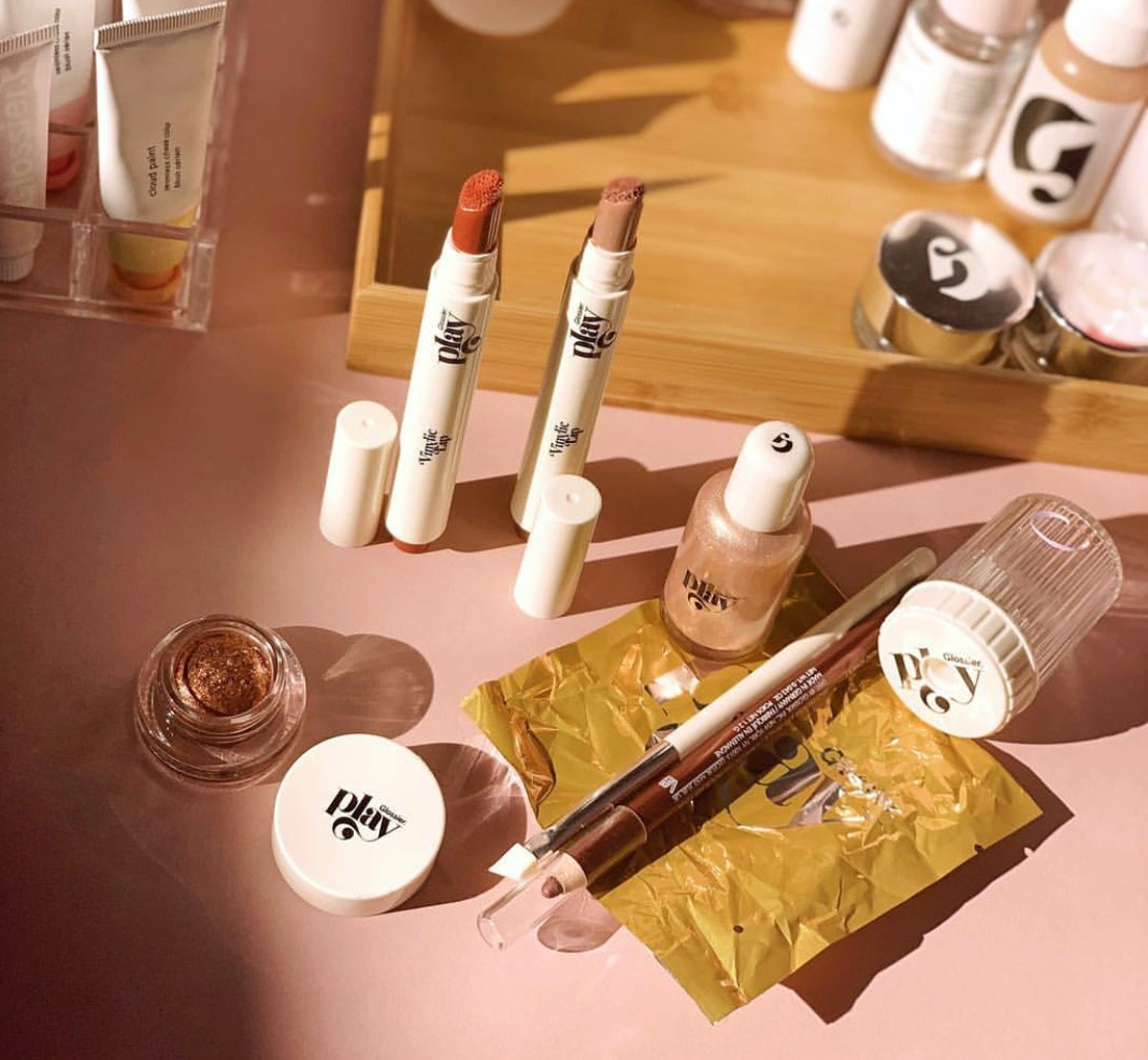 Glossier Play's Packaging Might Be Changing Soon — Here's Why