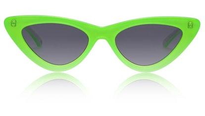 The Last Lolita in Neon Green