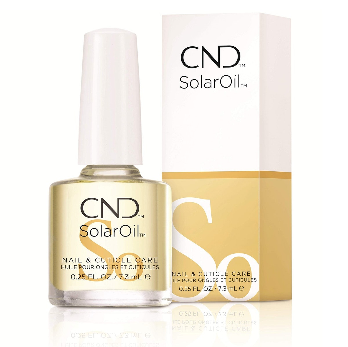 CND Essentials Nail And Cuticle Oil