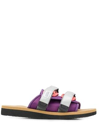 Double-Strap Sandals