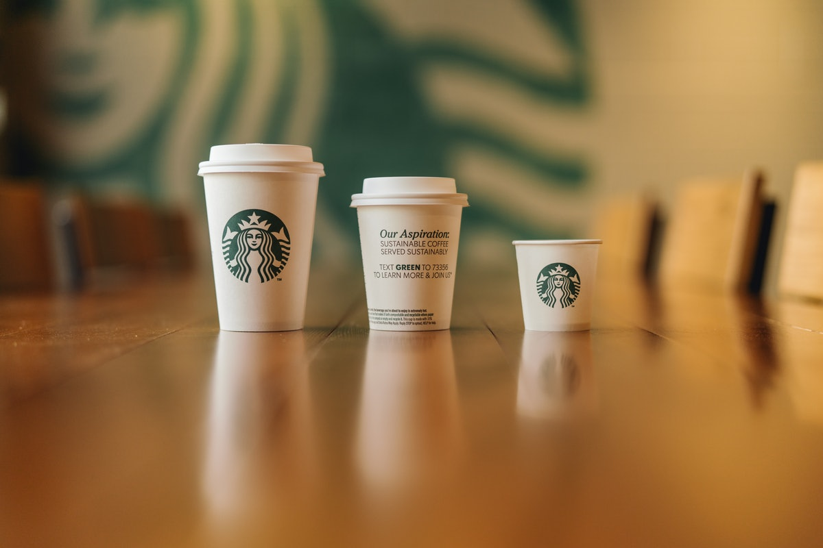 Starbucks Will Test Recyclable & Compostable Cups In Stores This Year