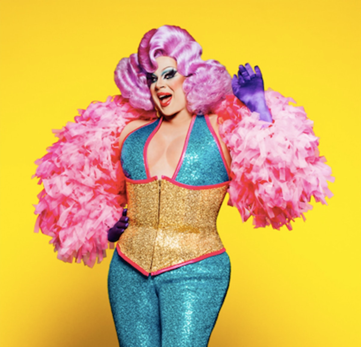 Nina West's Story On 'Drag Race' Will Remind You Why The Show Exists