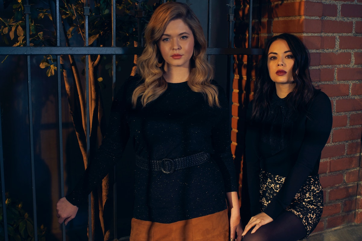 The Connection Between 'PLL: The Perfectionists' & 'Pretty Little Liars' Is About More Than Murder