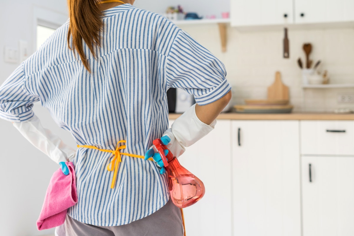 7 Eco-Friendly Cleaning Tips I Learned From My Mom