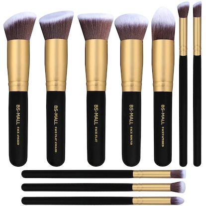BS-MALL Makeup Brushes (Set of 10)