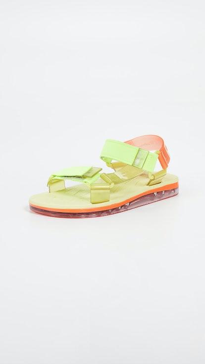 Papete + Rider Sandals