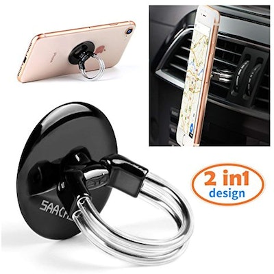 SAACHSO Phone Ring Holder Stand