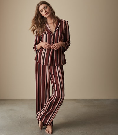Reiss Tilda Striped Pyjama Set