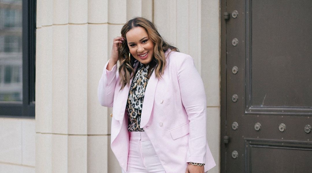 10 Trendy Plus-Size Suits That Make Me Look & Feel Like A Boss