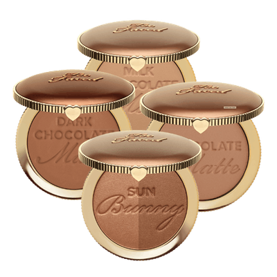 Too Faced Bronzers