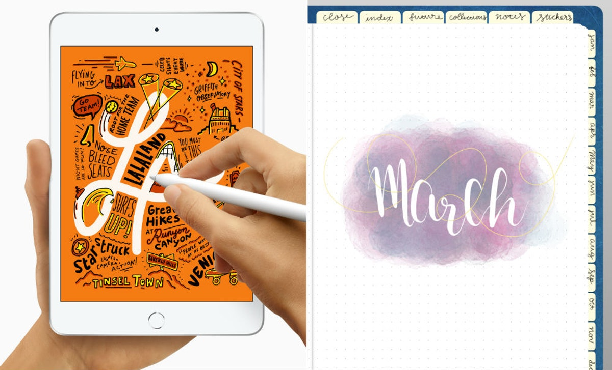 Can You Bullet Journal On The iPad Mini 5? It Could Change The Way You Plan Forever