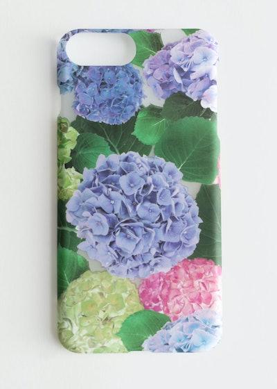 & other stories Hydrangea Flower iPhone Case
