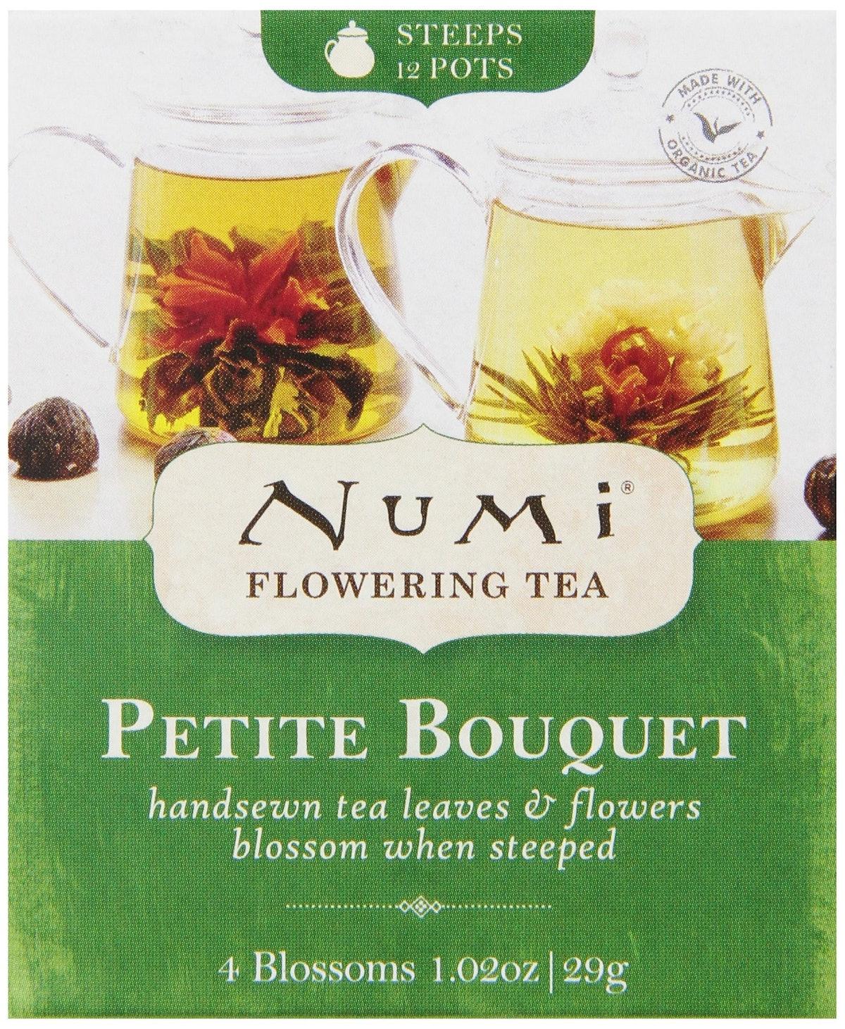 Numi Flowering Tea Blossoms (4 Count)