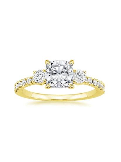 Radiance Diamond Ring