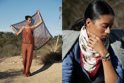 Chan Luu Silk Scarf Exclusive