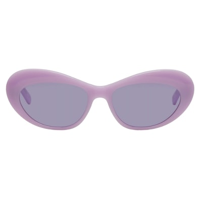Purple Odessa Sunglasses
