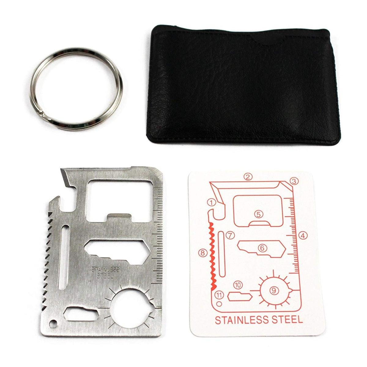MT908 Credit Card Multi-tools (10 Pack)