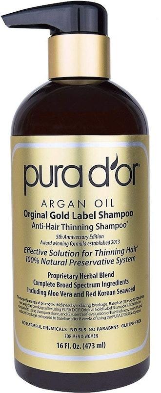 PURA D'OR Gold Label Anti-Thinning Shampoo