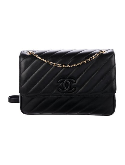Chanel Paris-Salzburg Covered CC Flap Bag