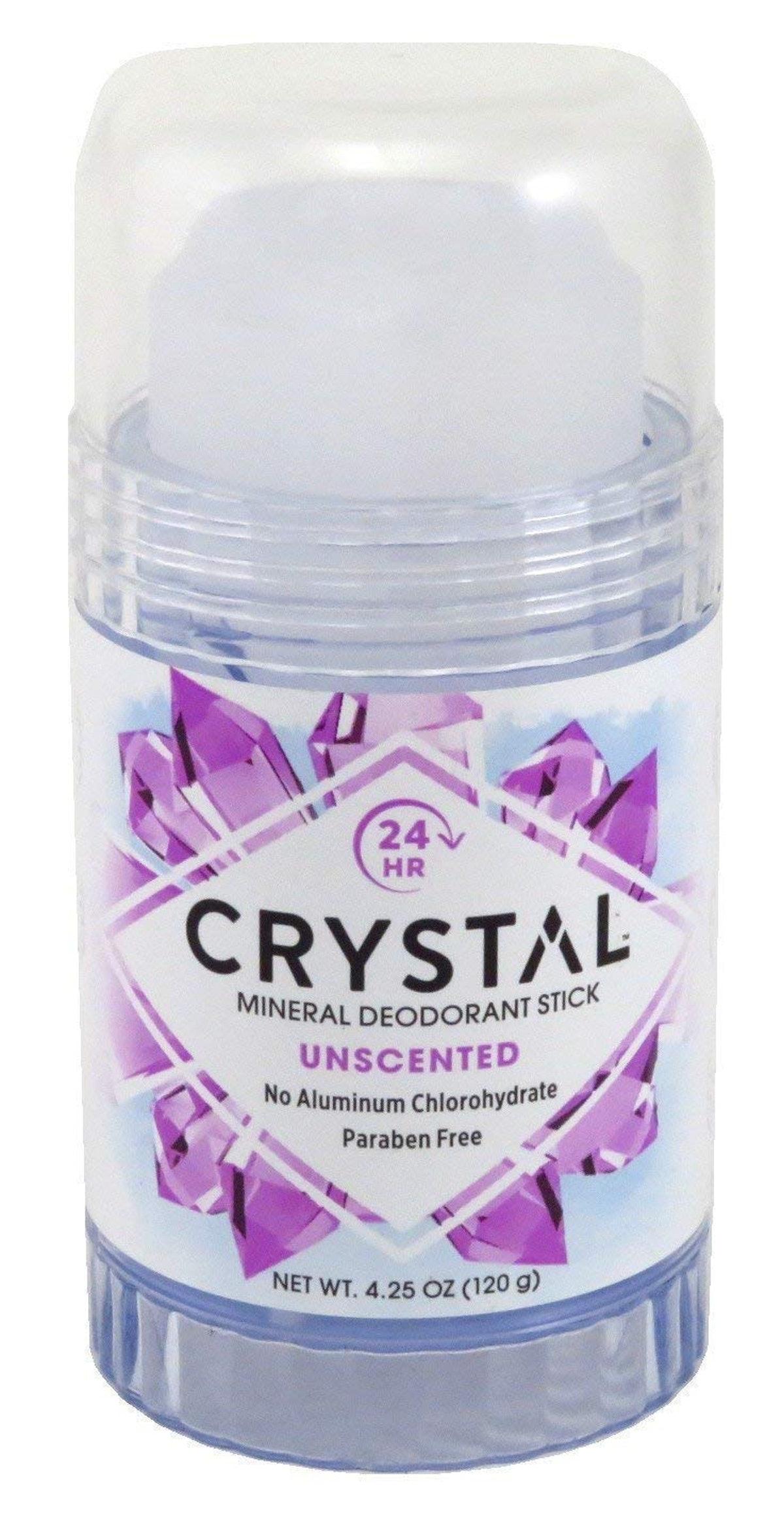 Crystal Natural Deodorant