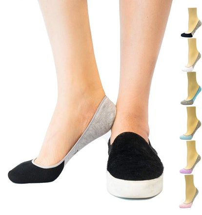 Thirty 48 No Show Loafer Socks (6 Pairs)