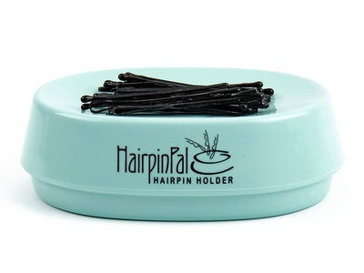 Bobby Pin and Hair Clip Magnetic Holder: HairpinPal