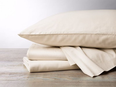 300 Count Organic Cotton Sateen Sheets