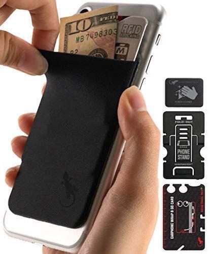 Gecko Travel Tech Phone Wallet