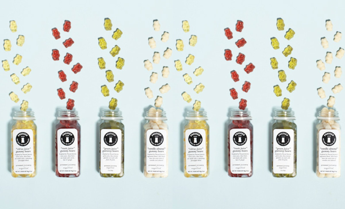 "Sugarfina x Pressed Juicery's New Gummy Bear ""Cleanse"" Flavors Are Super Refreshing"