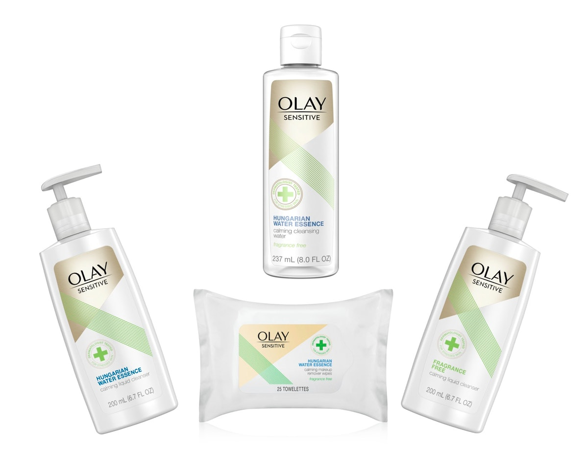 Olay's Sensitive Cleansing Collection Is The Answer To All Your Sensitive Skin Woes
