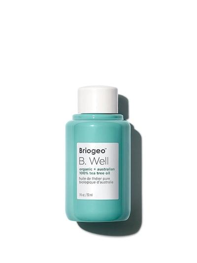 B. Well Organic & Australian 100% Tea Tree Oil