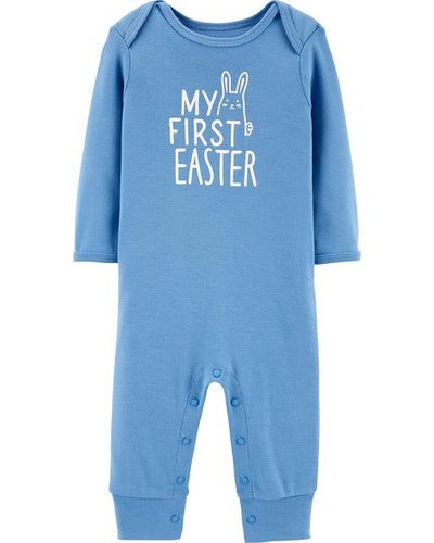 Easter Bunny Jumpsuit