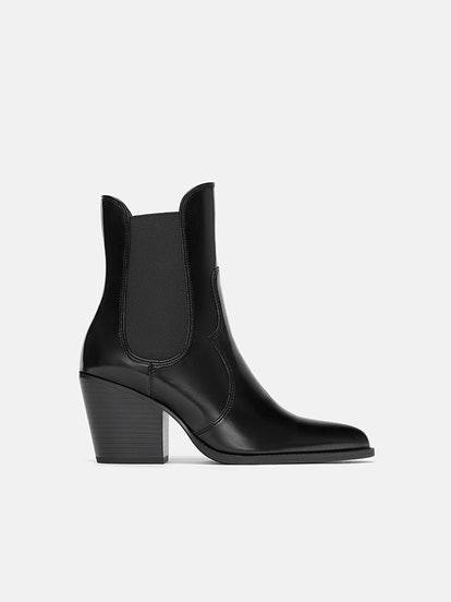 Heeled Cowboy Boots