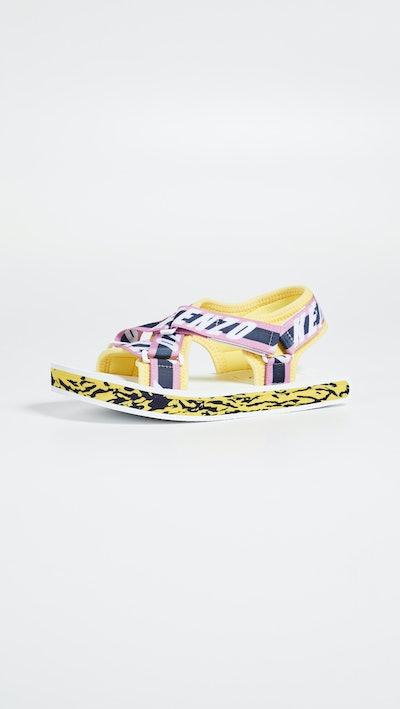 Lynn Flat Sandals