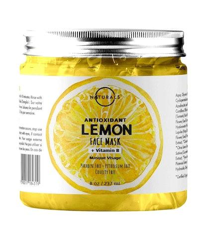 O Naturals Antioxidant Lemon Face Mask