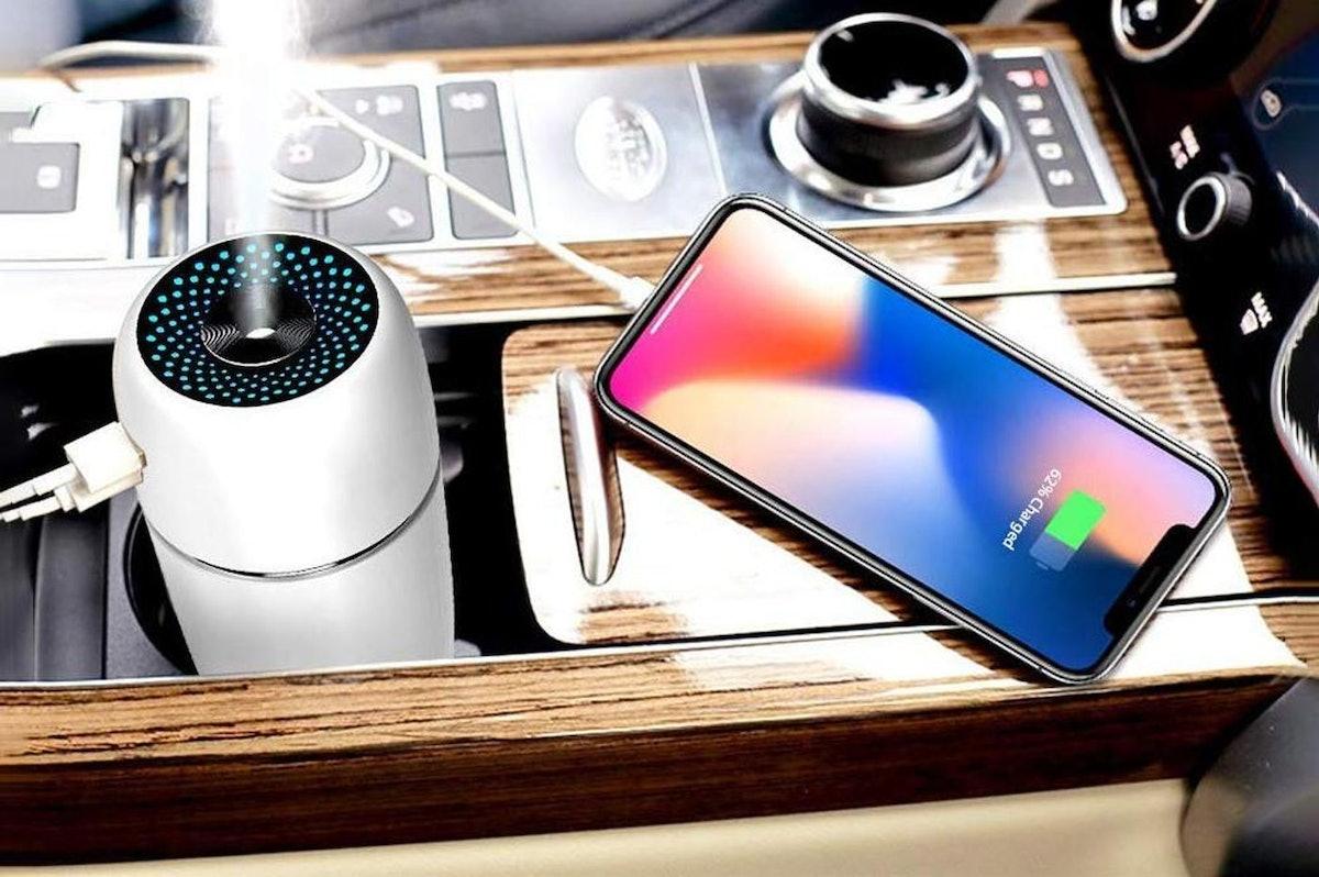 MZTDYTL Portable Mini Humidifier