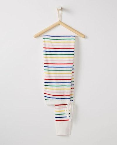Women's Long John Pant In Organic Cotton